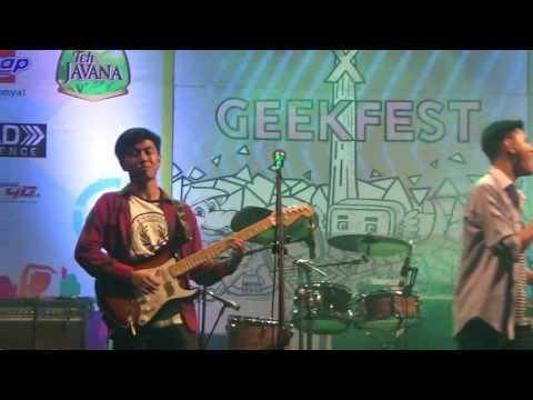Beat Project Band Surabaya ,Kangen - Dewa 19 @Surabaya Urban Culture 2017