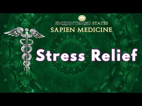 Stress Relief (energetic and psychic/morphic programmed energy)