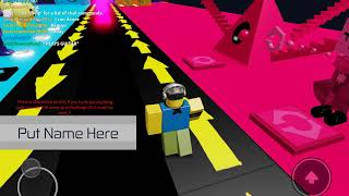How to get the 'Other Dimension' badge in Just Shapes and Beats Roleplay (roblox)