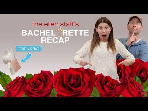 Cover Lagu The Ellen Staff's 'Bachelorette Recap': Hannah Beast Meets Her Men stafamp3