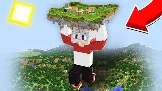 ЭТУ ОГРОМНУЮ КАРТУ ПОСТРОИЛ МОЙ 7 ЛЕТНИЙ ПОДПИСЧИК В МАЙНКРАФТ 100% Троллинг Ловушка Minecraft