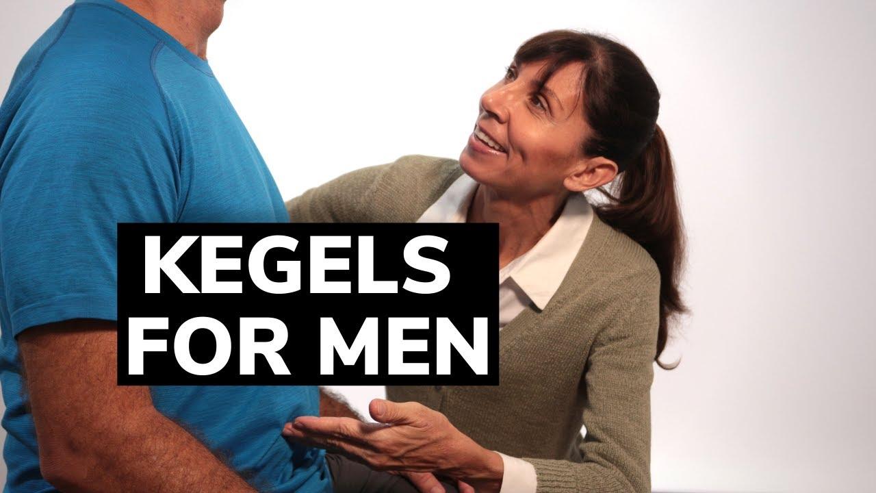 Kegel Exercises for Men - Beginners