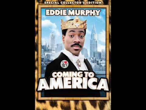 "Coming To America Soundtrack ""Main Theme"" The System"