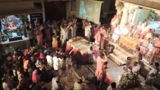 Patotsava 2014 Abhishek @ Hare Krishna Movement, Jaipur