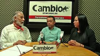 Voces de Cambio -  El naufragio de la Universidad Michoacana y el SPUM