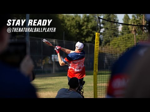 Stay Ready: The Natural Ballplayer Workout