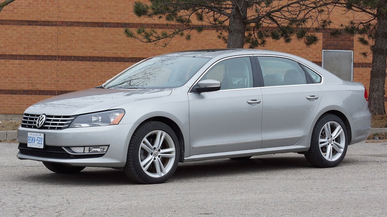 2014 vw passat tdi highline review youtube. Black Bedroom Furniture Sets. Home Design Ideas