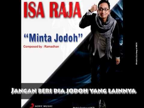 ISA RAJA - Minta Jodoh (Lyric Video)