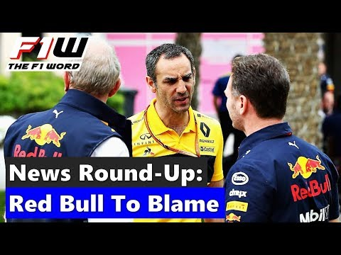 F1  RoundUp: Abiteboul Blames Red Bull, PayTV Behind Decline and Sauber Progress Exaggerated
