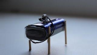 Как сделать простого мини-робота?