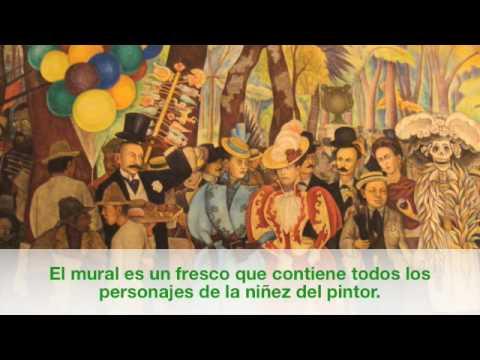 Murales de Diego River...