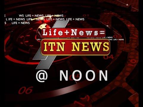 ITN NEWS 21 07 2015 Life + News @ Noon