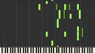 Rainbow Connection by Kermit the Frog (The Muppets)- Piano Tutorial