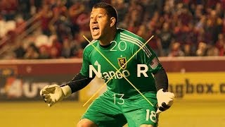 Nick Rimando | 2013 Goalkeeper of the Year candidate