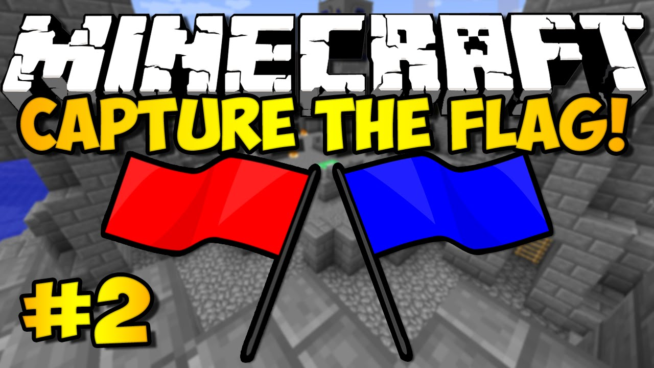 minecraft capture the flag game 2 goofy fun hd