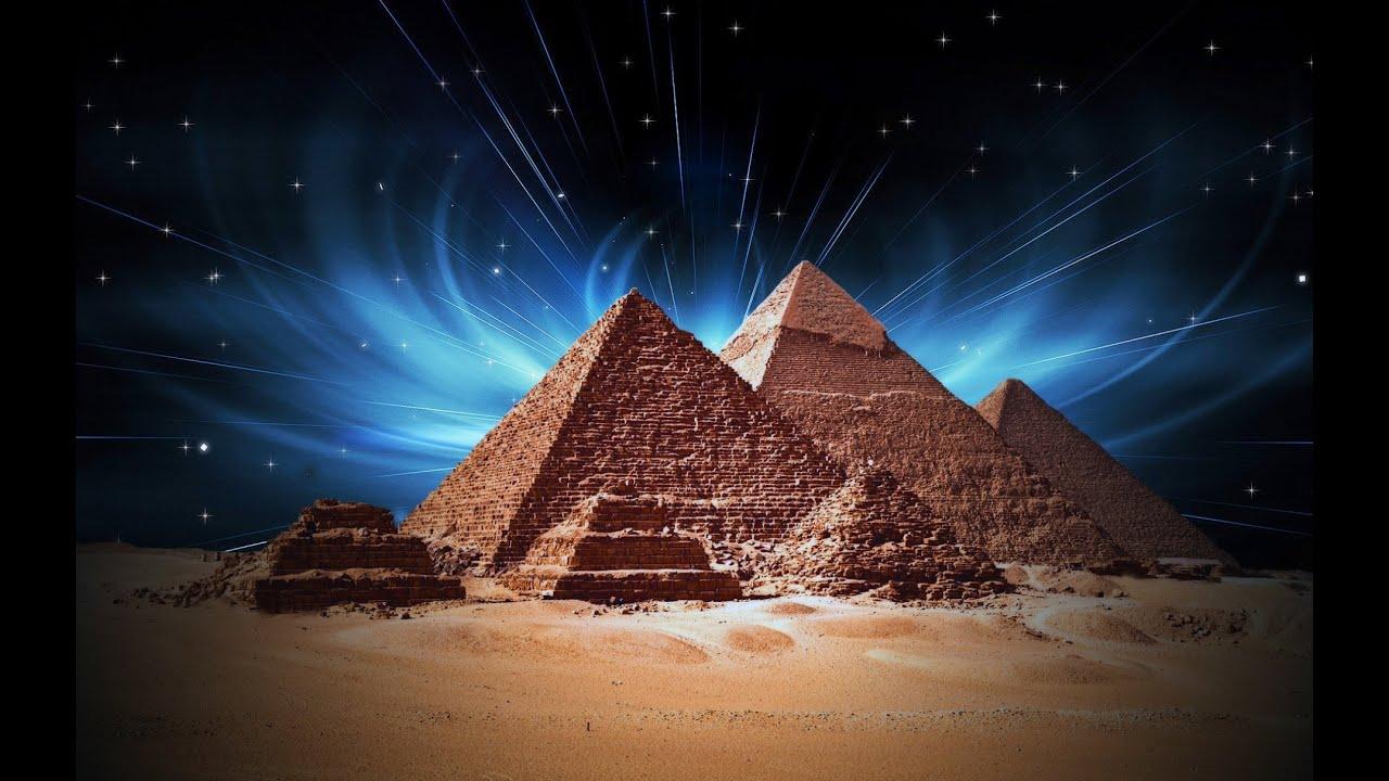 Тайны Египетских Пирамид Сделано во Вселенной 06 06 2016