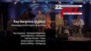 Roy Hargrove Quintet - I
