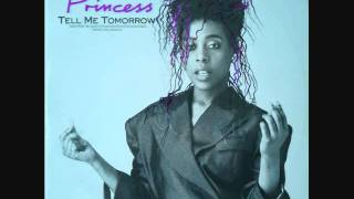 Princess - Tell Me Tomorrow