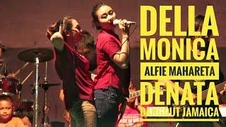 Video Della monica dan alfie - Dangdut jamaica - Denata download MP3, 3GP, MP4, WEBM, AVI, FLV Agustus 2018