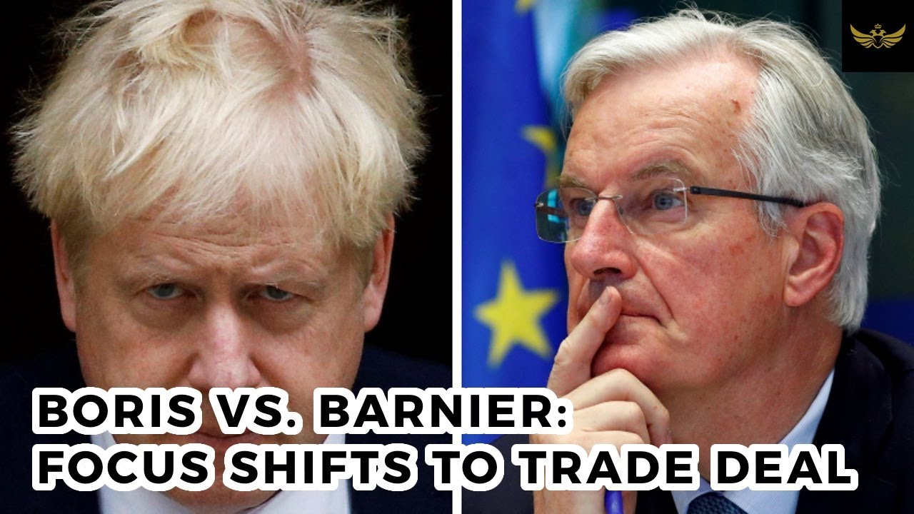 Boris vs. Barnier. Both sides dig in as trade negotiations loom