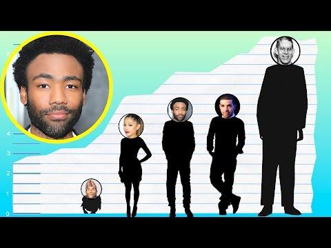 How Tall Is Donald Glover (AKA Childish Gambino)? - Height Comparison!