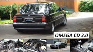 Garagem do Bellote TV: Omega CD 3.0