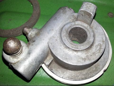 ІЖ-49 привід спідометра. ИЖ-49 привод спидометра. IZH-49 speedometer drive