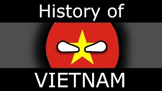 History of Vietnam in COUNTRYBALLS