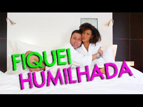 Fiquei humilhada com Tais Araújo   #HotelMazzafera