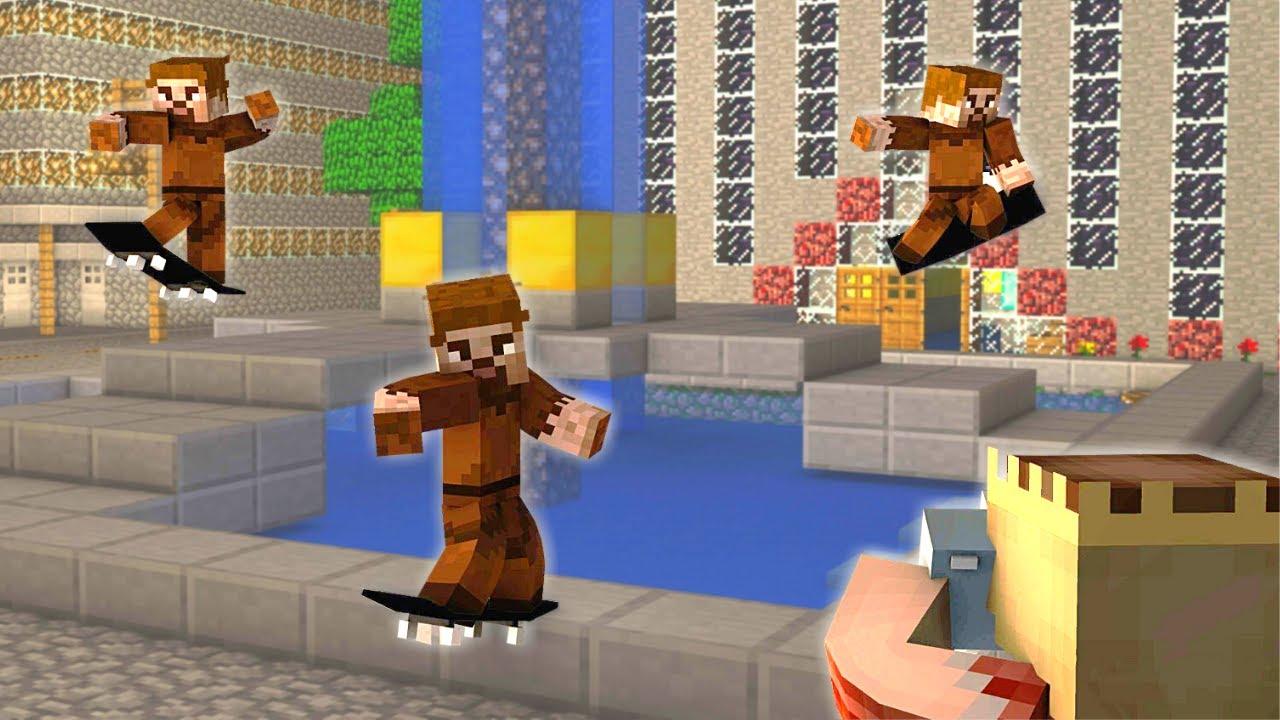 ZENGİN VS FAKİR HAYATI - Işınlayan Kamera (Minecraft)
