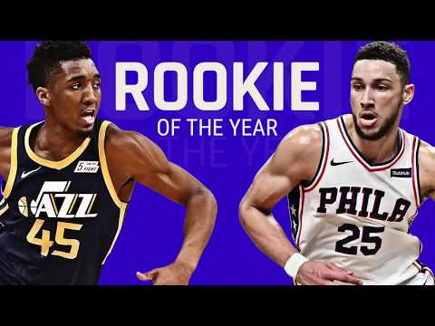 RACE FOR ROTY - Simmons vs Mitchell (HYPE VIDEO)