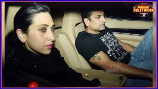 Karisma Kapoor & Sandeep To Make Their Relationship Official?   Bollywood News