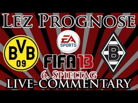bvb gladbach live