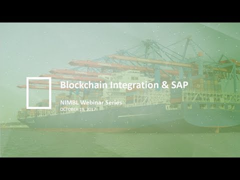 Think Outside the Bitcoin: Blockchain Integration & SAP