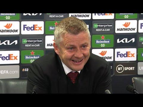 Man Utd 6-2 Roma - Ole Gunnar Solskjaer - Post-Match Press Conference - Europa League Semi-Final