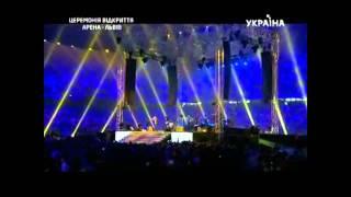 Anastacia - Empire State of Mind @ Lviv Stadium 2011 HD