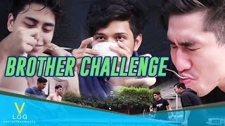 BROTHER CHALLENGE - VEREELL ADITYA VS ATHALLA MICHAEL