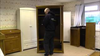 Flat Pack  Wardrobe Assembly Made Easy -  By Jade Baby Care Logistics