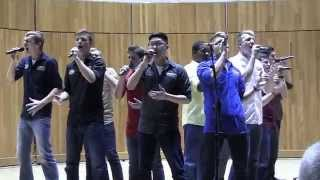 University of Illinois The Xtension Chords ICCA Quarterfinal Set 2015