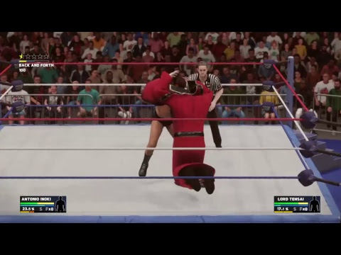 WWF #60: Wrestling Challenge: Too Cool vs. The Colons