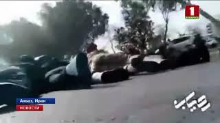 На военном параде в Иране террористы открыли огонь по людям