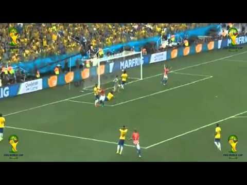 Marcelo OwnGoal ~ Brazil vs Croatia 0 1    WORLD CUP BRAZIL    2014