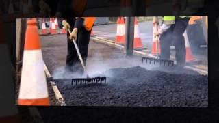 Asphalt & Macadam Laying - D.M. Construction