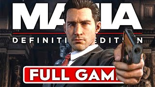 MAFIA DEFINITIVE EDITION Gameplay Walkthrough Part 1 FULL GAME - No Commentary (Mafia 1 Remake)