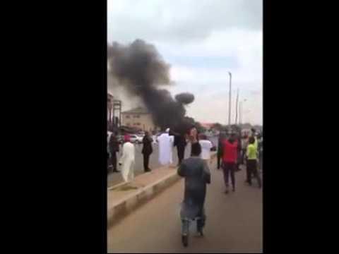 Boko Haram kills dozens in 'despicable' Nigeria attack (raw video)