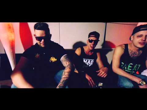 Magic magno - Fuma y quema el mal (Official Music Video)