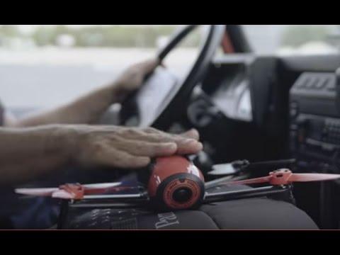 Parrot Bebop 2 - Firefighter drone
