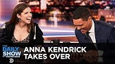Anna Kendrick's Between the Scenes Takeover - Between the ScenesThe Daily Show