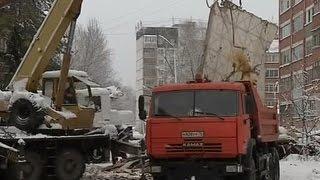 Дом в Ярославле, где произошел взрыв газа, проверили
