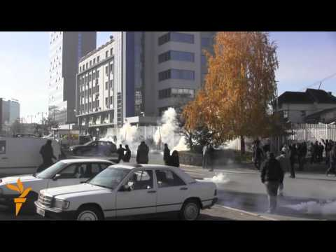 More Clashes In Kosovo Over Deal With Serb Minority